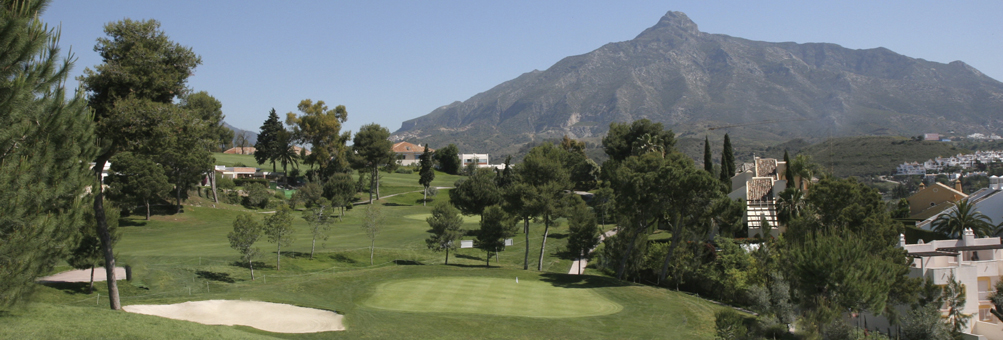 Marbella golf course